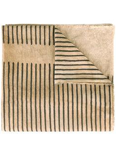 полосатый шарф Uma Wang