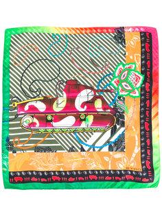 шарф с рисунком Etro