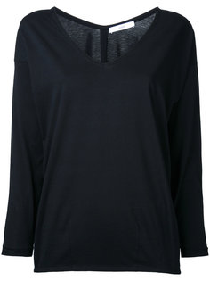 блузка с V-образным вырезом Astraet