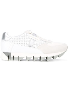 кроссовки на шнуровке Dolce & Gabbana