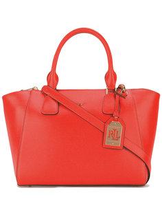 сумка-тоут в форме трапеции Lauren Ralph Lauren