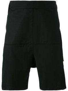 шорты с заниженной проймой Odeur