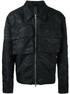 камуфляжная куртка Box  Odeur