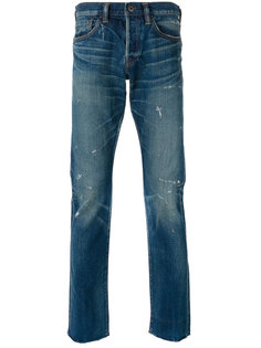 distressed slim jeans Simon Miller