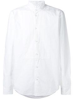 рубашка без воротника с длинными рукавами Dondup