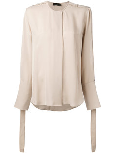 блузка с лямками Calvin Klein Collection