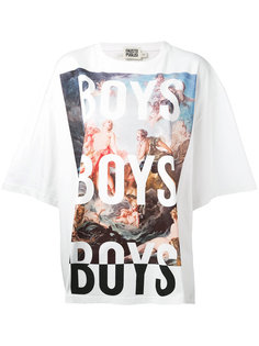 футболка Boys Fausto Puglisi