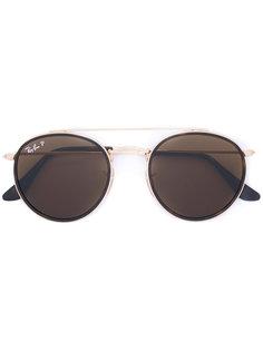 солнцезащитные очки круглой формы Ray-Ban