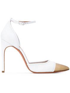 туфли с ремешком на щиколотке Givenchy
