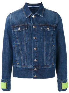 джинсовая куртка House Reggae Kenzo