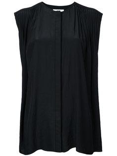 объемная блузка без рукавов Astraet