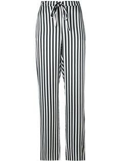 брюки в полоску  Marquesalmeida