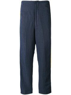 брюки с полосками по бокам Nuur