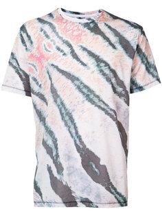 футболка с принтом Baja East
