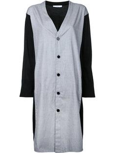 платье-рубашка с V-образным вырезом Astraet