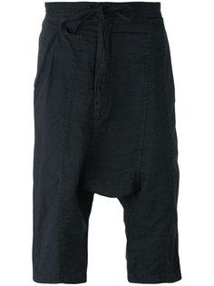 шорты с заниженной проймой The Viridi-Anne