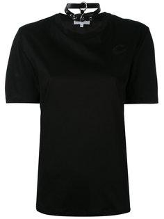 футболка Chok с логотипом Carven