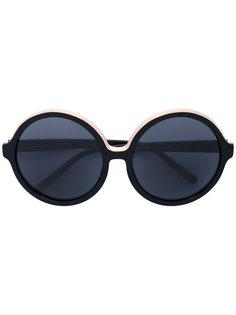 солнцезащитные очки с круглой оправой Nº21
