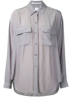 рубашка с карманами с клапаном  Cityshop