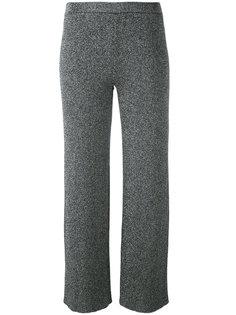широкие укороченные брюки Missoni