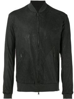 куртка-бомбер на молнии Transit
