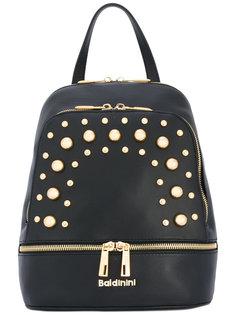 рюкзак с заклепками Baldinini