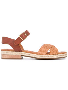 woven Jean sandals Chie Mihara