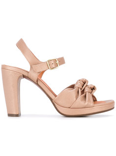 knot heeled sandals Chie Mihara