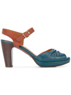 panel mid heel sandals Chie Mihara
