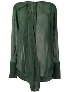 рубашка в стиле милитари Joseph