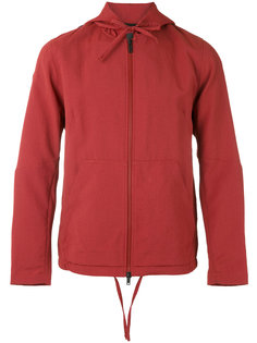 куртка на молнии с капюшоном Theory