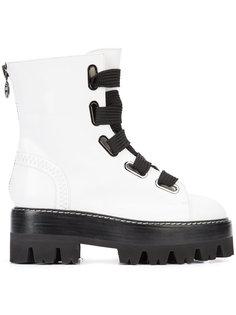 ботинки на платформе Ellery