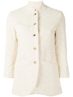 пиджак со складками на спине Aleksandr Manamïs