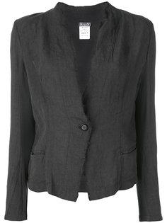 пиджак с необработанными краями Kristensen Du Nord