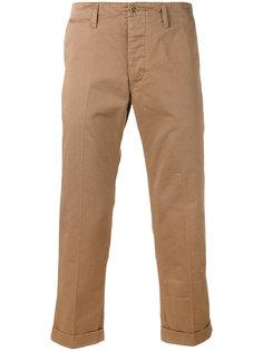 укороченные брюки-чинос Visvim