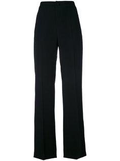 брюки с завышенной талией Lanvin