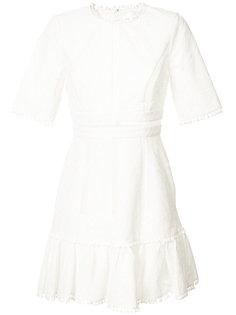платье Caravan с вышивкой Zimmermann