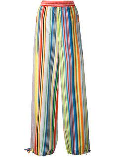 широкие полосатые брюки Ports 1961