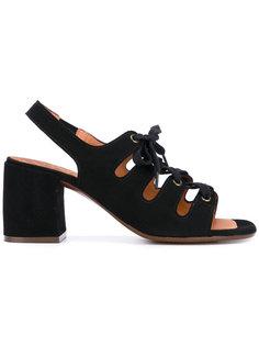 босоножки со шнуровкой  Chie Mihara