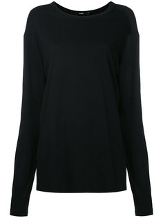 classic knitted top Bassike