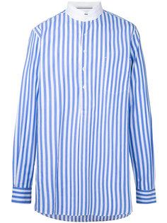oversized striped shirt Andrea Pompilio