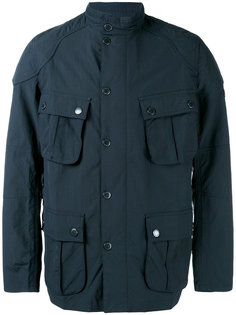 куртка с воротником-стойкой Barbour