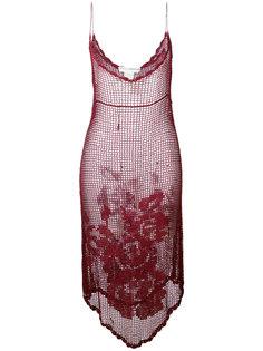 платье на бретелях Dolce & Gabbana Vintage
