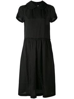 short sleeve midi shirt dress Comme Des Garçons Comme Des Garçons