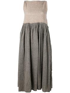 платье пышной юбкой Daniela Gregis