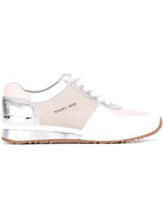 кроссовки с контрастными панелями Michael Michael Kors