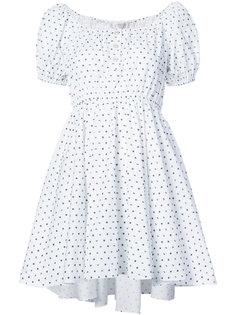 мини-платье Bardot Caroline Constas