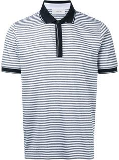 полосатая футболка-поло Cerruti 1881