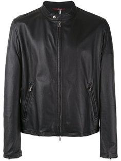 кожаная куртка Stewart