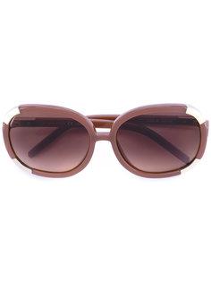 солнцезащитные очки в квадратной оправе Chloé